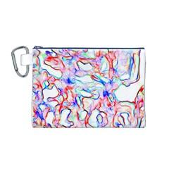 Soul Colour Light Canvas Cosmetic Bag (M)