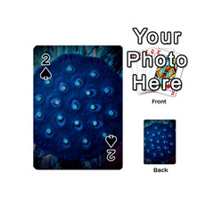 Blue Plant Playing Cards 54 (mini)