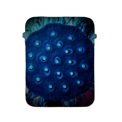Blue Plant Apple Ipad 2/3/4 Protective Soft Cases