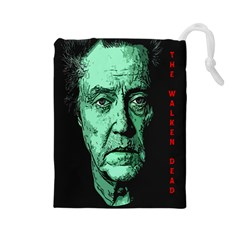 The Walken Dead Drawstring Pouches (Large)