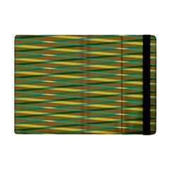 Diagonal stripes patternApple iPad Mini 2 Flip Case