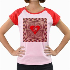 Your Love Moves Me Women s Cap Sleeve T-Shirt