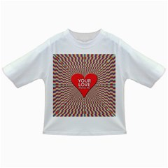 Your Love Moves Me Infant/Toddler T-Shirts