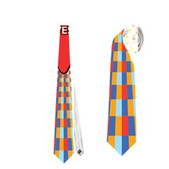 Your Love Moves Me Neckties (one Side)