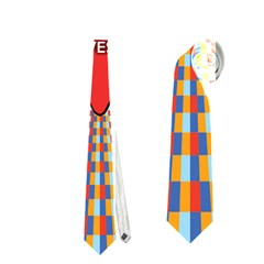 Your Love Moves Me Neckties (Two Side)