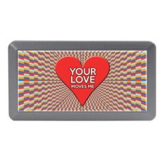 Your Love Moves Me Memory Card Reader (mini)