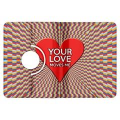 Your Love Moves Me Kindle Fire HDX Flip 360 Case