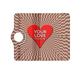 Your Love Moves Me Kindle Fire HDX 8.9  Flip 360 Case
