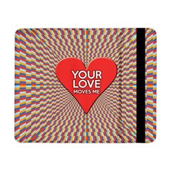 Your Love Moves Me Samsung Galaxy Tab Pro 8 4  Flip Case