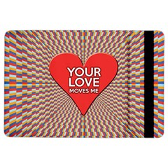 Your Love Moves Me iPad Air 2 Flip