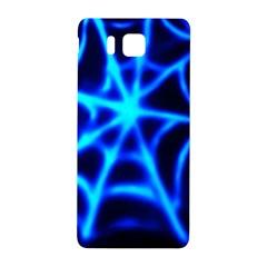 Neon Web Samsung Galaxy Alpha Hardshell Back Case