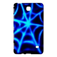 Neon web Samsung Galaxy Tab 4 (7 ) Hardshell Case