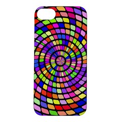 Colorful Whirlpool Apple Iphone 5s Hardshell Case