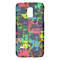 Pastel Scattered Piecessamsung Galaxy S5 Mini Hardshell Case