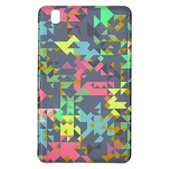 Pastel Scattered Piecessamsung Galaxy Tab Pro 8 4 Hardshell Case