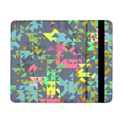 Pastel scattered pieces	Samsung Galaxy Tab Pro 8.4  Flip Case