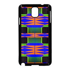 Distorted shapes pattern Samsung Galaxy Note 3 Neo Hardshell Case