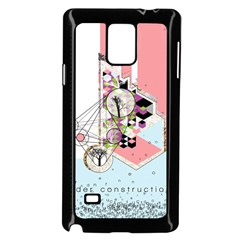 Under Construction Samsung Galaxy Note 4 Case (Black)