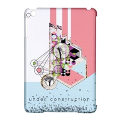 Under Construction Apple Ipad Mini Hardshell Case (compatible With Smart Cover)