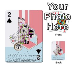 Under Construction Playing Cards 54 Designs