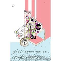 Under Construction 5.5  x 8.5  Notebooks