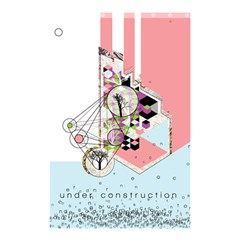 Under Construction Shower Curtain 48  X 72  (small)