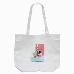 Under Construction Tote Bag (White)