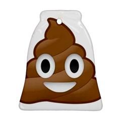 Poop Bell Ornament (2 Sides)