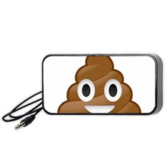 Poop Portable Speaker (Black)