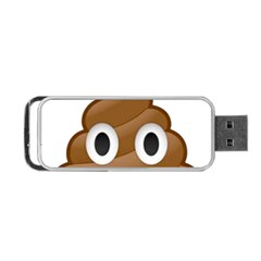 Poop Portable Usb Flash (two Sides)