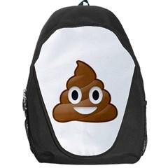 Poop Backpack Bag