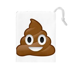 Poop Drawstring Pouches (large)