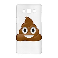 Poop Samsung Galaxy A5 Hardshell Case