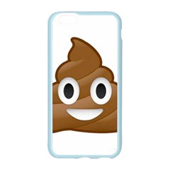 Poop Apple Seamless iPhone 6 Case (Color)