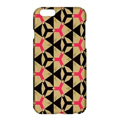 Shapes In Triangles Patternapple Iphone 6 Plus Hardshell Case