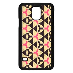 Shapes in triangles pattern	Samsung Galaxy S5 Case