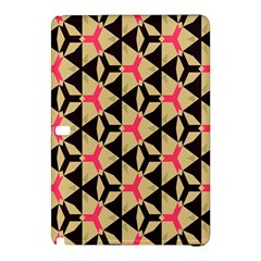 Shapes in triangles patternSamsung Galaxy Tab Pro 10.1 Hardshell Case