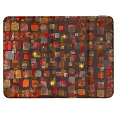 Floating Squares Samsung Galaxy Tab 7  P1000 Flip Case