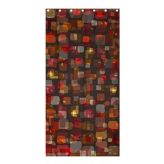 Floating squares	Shower Curtain 36  x 72