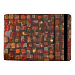 Floating squares	Samsung Galaxy Tab Pro 10.1  Flip Case