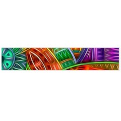 Happy Tribe Flano Scarf (Large)