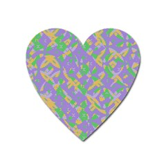Mixed Shapes Magnet (heart)