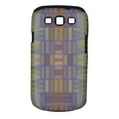 Gradient Rectangles Samsung Galaxy S Iii Classic Hardshell Case (pc+silicone)
