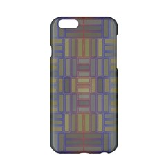 Gradient rectangles Apple iPhone 6 Hardshell Case