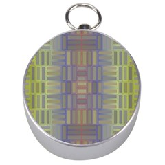 Gradient rectangles Silver Compass