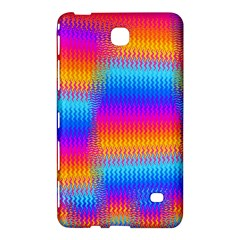 Psychedelic Rainbow Heat Waves Samsung Galaxy Tab 4 (7 ) Hardshell Case