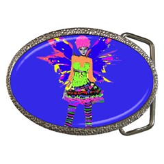 Fairy Punk Belt Buckles