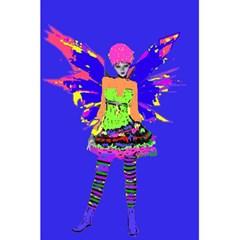 Fairy Punk 5 5  X 8 5  Notebooks