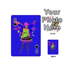 Fairy Punk Playing Cards 54 (mini)