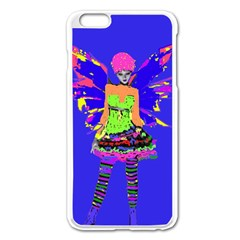 Fairy Punk Apple iPhone 6 Plus Enamel White Case
